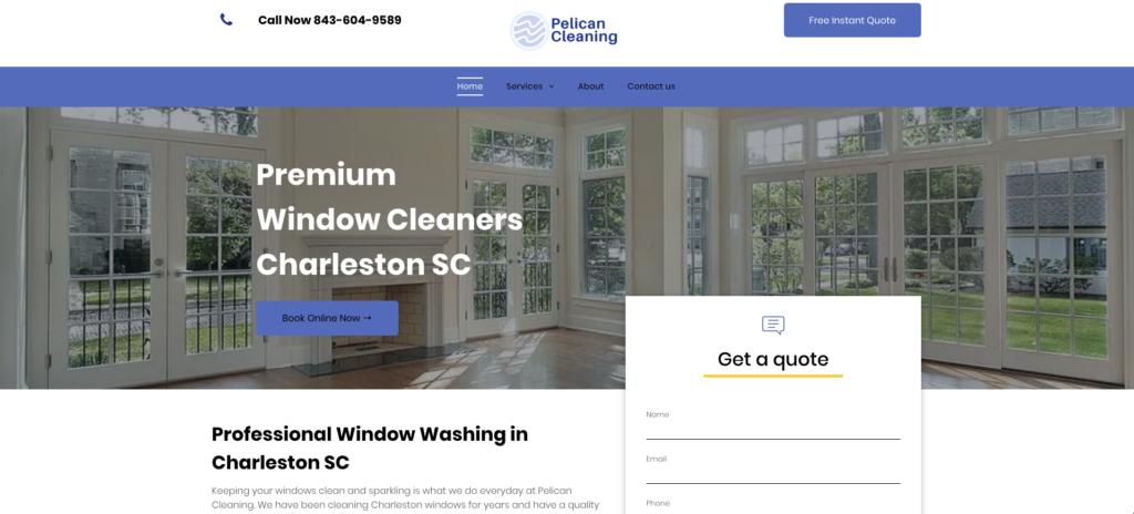 Custom website build